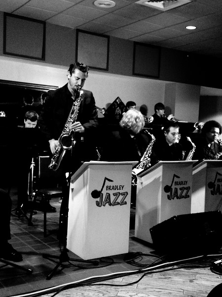 central Illinois jazz society Peoria Jazz
