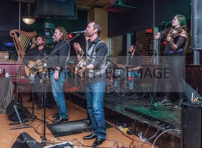 Shamrogues Live at Molloy's II