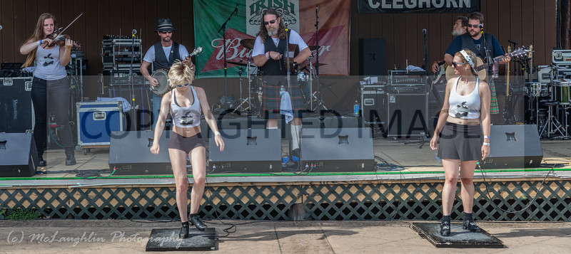 The Shamrogues Live at the Annapolis Irish Festival