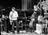 Jazz i Falkonerteatret 1976 her  tenorsaxofonisten Johnny Griffin