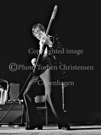 Hank B Marvin The Shadows i Falkonerteatret okt. 1977