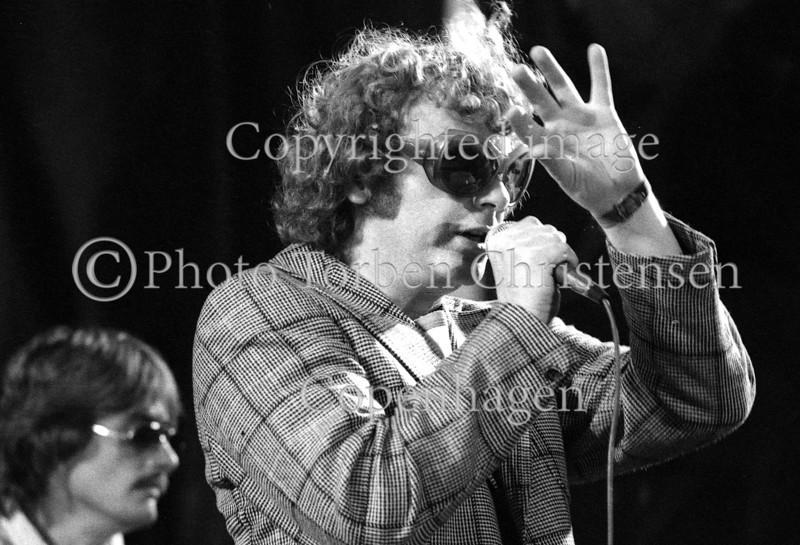 Shu bi Dua i Idrætsparken 28 august 1978 Her Michael Bundesen