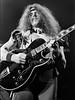 Den amerikanske guitarist Ted Nugent i Tivoli 25. marts 1977