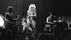 Den amerikanske rockgruppe The Tubes med Fee Waybill i front i Odd Fellow Palæet december 1977