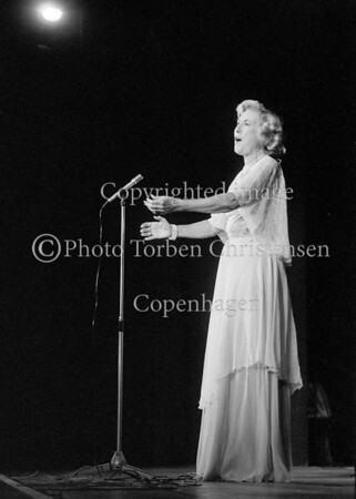 Vera Lynn i Falkonerteatret 2. oktober 1980