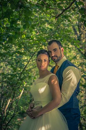 Lauren & Fergus