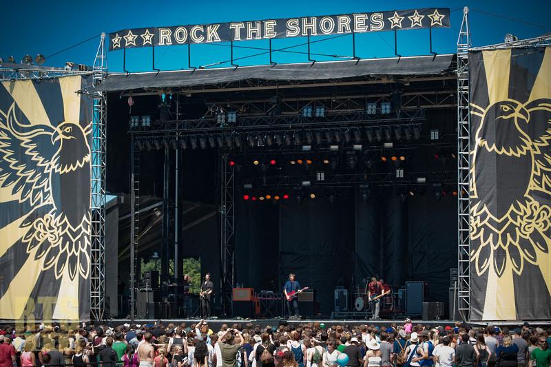 Rock The Shores 2013