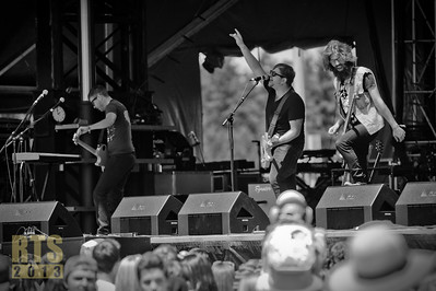 Rock The Shores 2013 - Acres of Lions Photo by - Geoff Robson