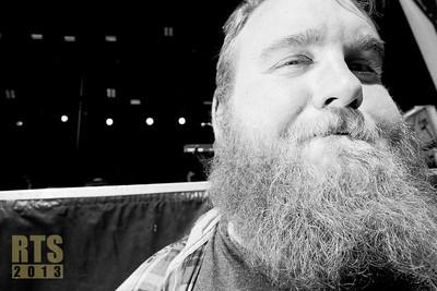 Tyson grew that beard himself. (c) 2013 www.danshugar.com