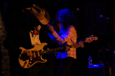 Dave Alvin with Christy McWilson