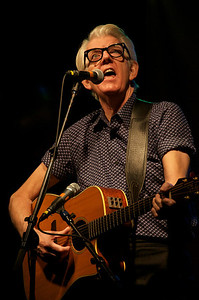 Nick Lowe's masterful lyrics, personal charm and humor shone throughout his set.