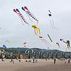 Rockaway Beach Kite Festival 2015 Pano #2