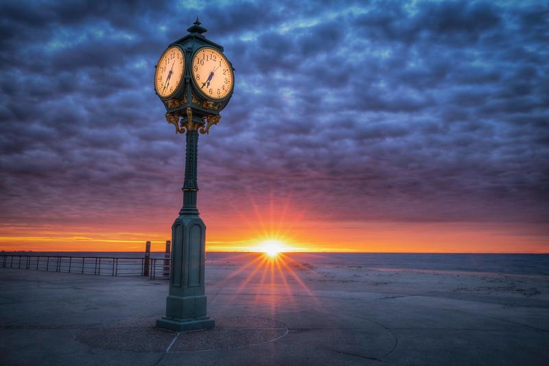 Sunrise, 6:35