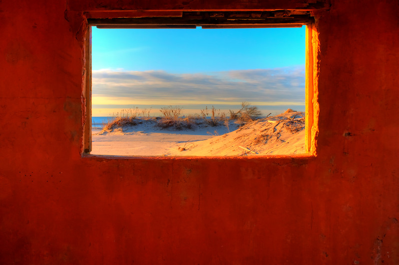 Beach Window