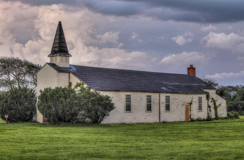 Church, Ft Tilden