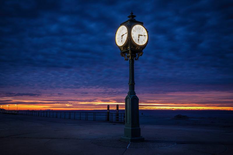 Sunrise, 6:14