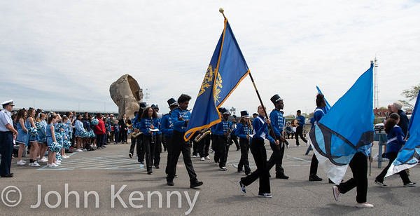 Channel View School for Research Band
