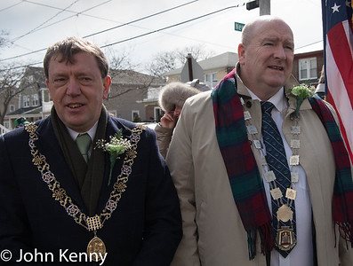 Irish Mayors