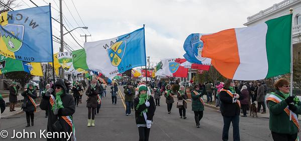 Rockaway St. Patrick's Day Parade 3/4/17