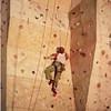 Victorian Climbing Championships @ Flemington, May 2003.  Alex.