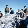 Summit of Federation Peak