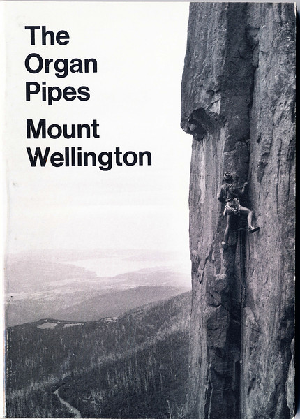 Tasmania. The Organ Pipes. Mt Wellington.