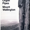 Tasmania. The Organ Pipes. Mt Wellington.