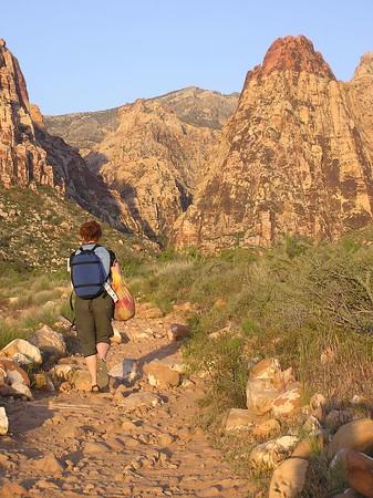 2005-04 Red Rocks, NV