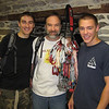Nick, Joel & Brett