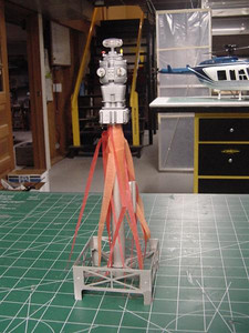 Mikes Robot Rocket