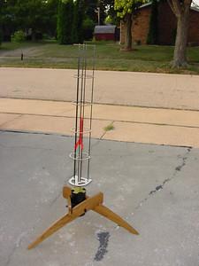 Its a a rocket thing!