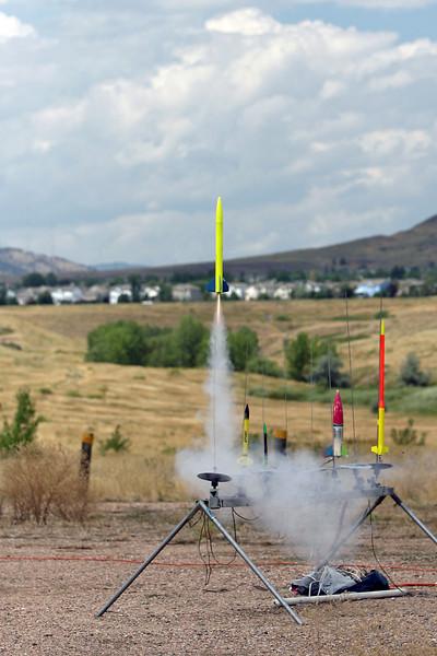 CRASH 8-18-07 Launch