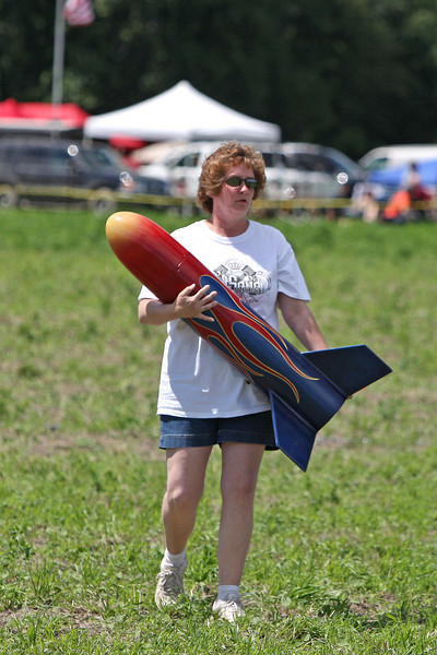 LDRS28 2009_Potter-NY 7-4-09 Sat Launch