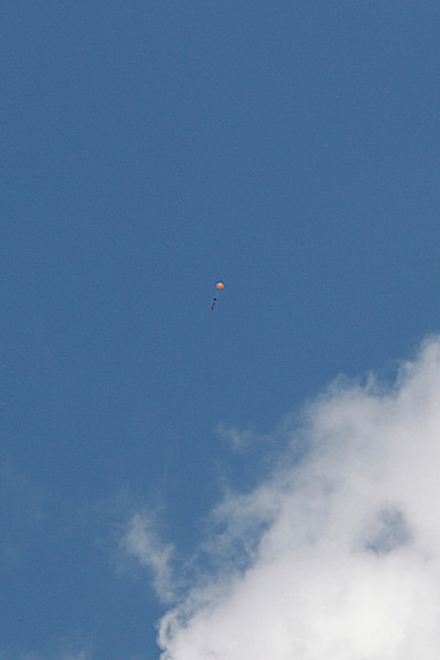 NCR Mile High Mayhem 5-24-09 Sun Launch