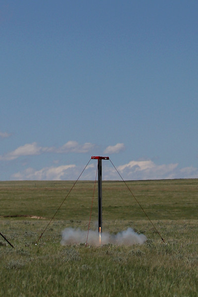NCR Mile High Mayhem 5-30-10 Sun Launch