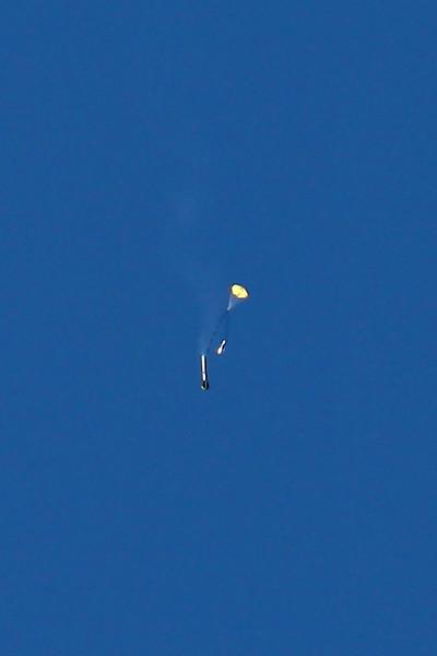 SCORE Chili Blaster 9-25-10 Sat Launch