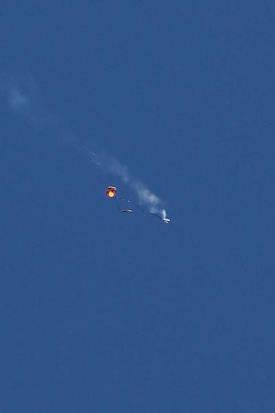SCORE NARAM52_8-1-10 Sun Launch