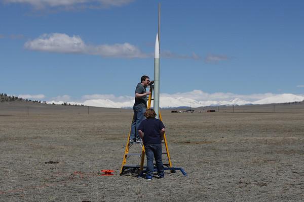 Tripoil CO-Hartsel 5-16-10 Launch