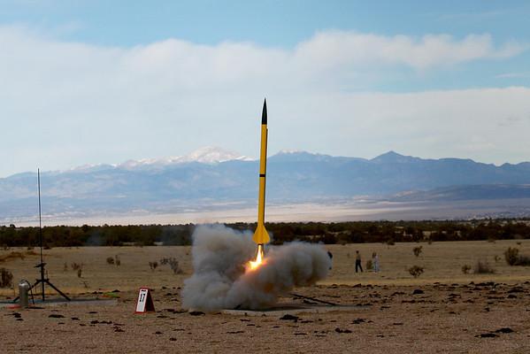 SCORE 1-21-2012 Launch