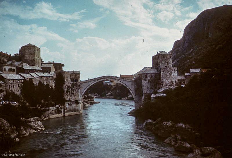 Mostar, 1970