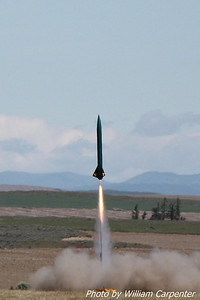 A Big Nuke on a Vmax motor lifts off from the keyhole.