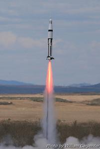 Tim Doll's Saturn IB.
