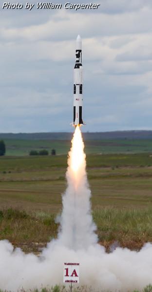 Tim Doll's Skylab Saturn V.