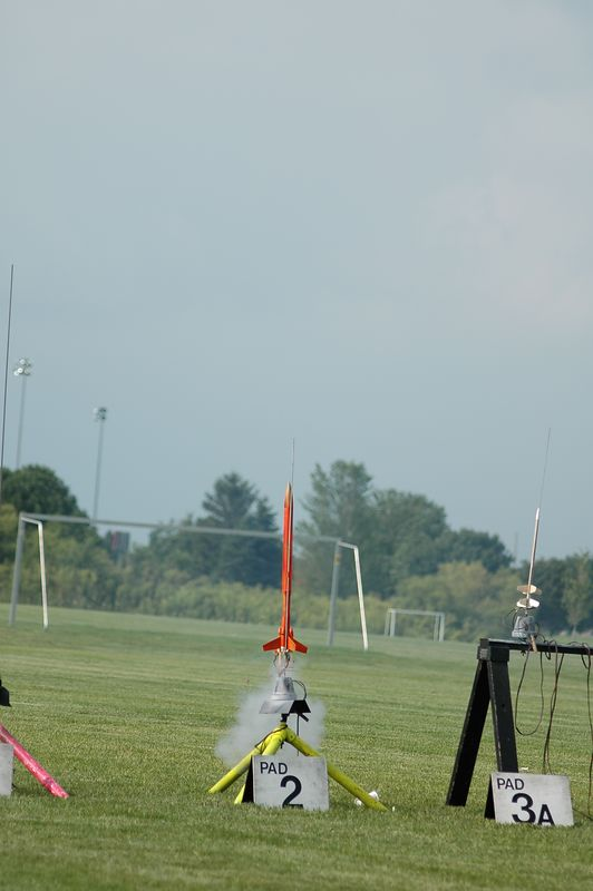 Three of four is good for a cluster launch