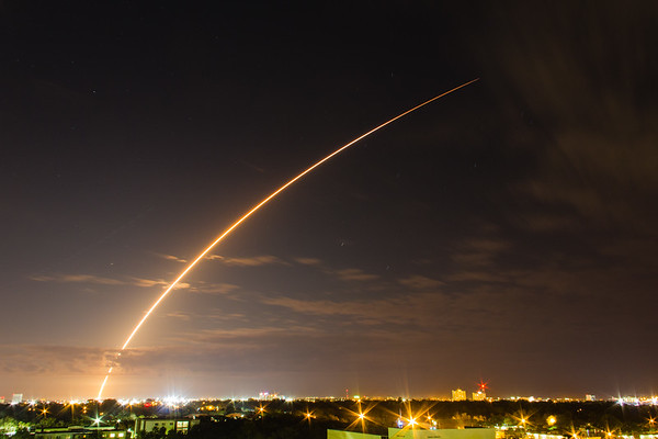 MUOS-3 Launch by United Launch Alliance
