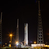 CRS5 Falcon9 On The Pad