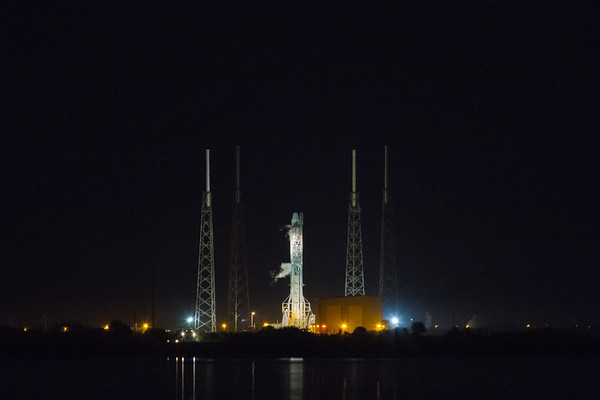 Falcon9 CRS5 at T-29 minutes
