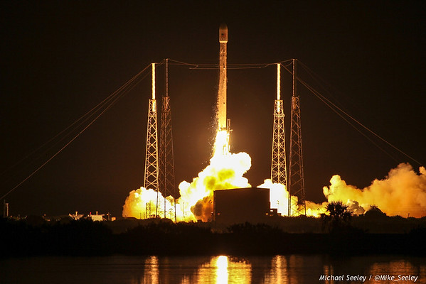 AsiaSat6 by SpaceX