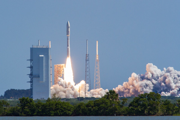 MUOS5 AtlasV Launch by United Launch Alliance