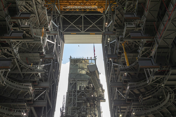 ML in the VAB